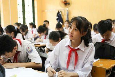 Ban hành Thông tư đánh giá học sinh trung học theo CT GDPT 2018